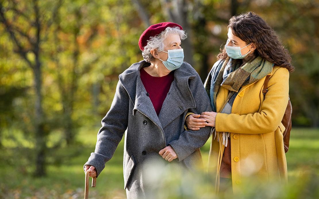 Anziani e Covid-19: L'assistenza domiciliare ai tempi della pandemia