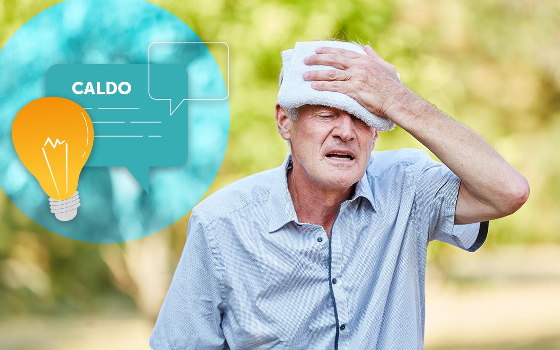 Grande caldo: piccole attenzioni per la cura di anziani e persone fragili